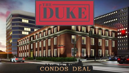The Duke Office & Commercial Space