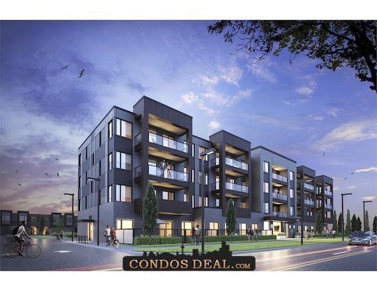 URBN Condos & Towns Rendering Condo