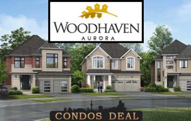 Woodhaven Aurora Homes