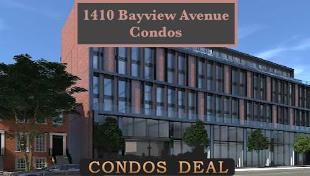 1410 Bayview Avenue Condos