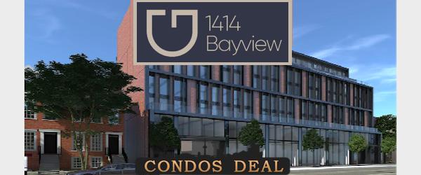 1414 Bayview Avenue Condos