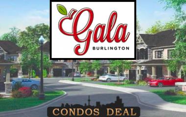 Gala Burlington Towns