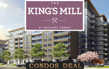 The King's Mill Condos