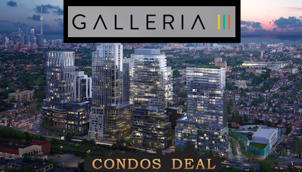 Galleria III On The Park Condos