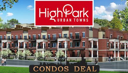 High Park Urban Towns