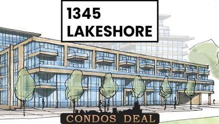 1345 LakeShore Condos