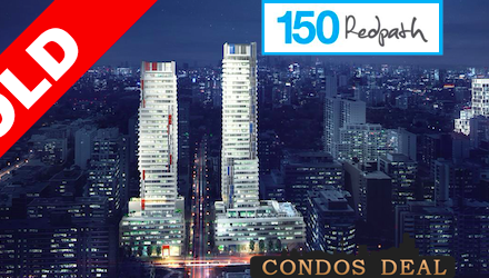 150 Redpath Condos Sold