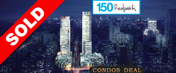 150 Redpath Condos Sold