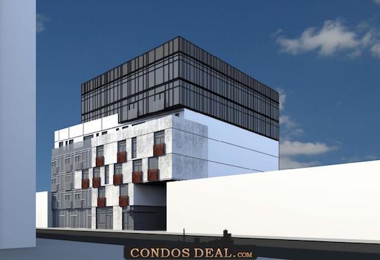 The BrickHouse Condos Rendering 2