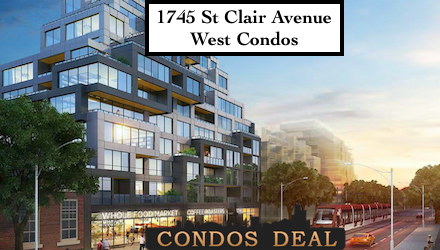 1745 St. Clair Avenue West Condos