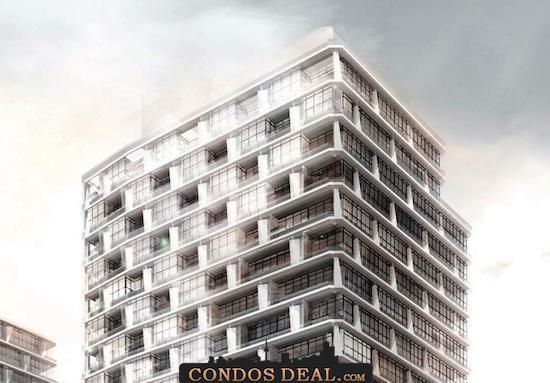 801 York Mills Condos Skyline