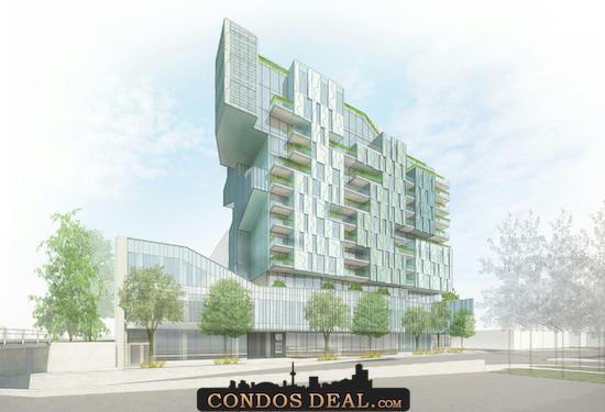 888 Dupont Street Condos Rendering 5