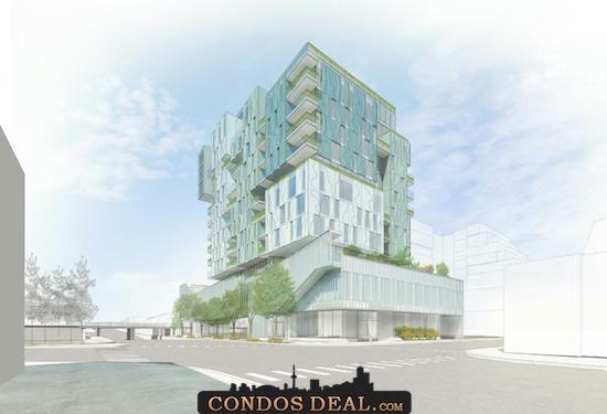 888 Dupont Street Condos Rendering 7