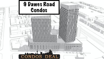 9 Dawes Road Condos