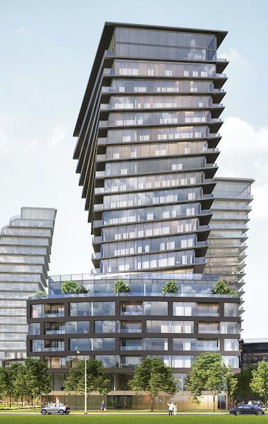 900 The East Mall Condos Rendering 4