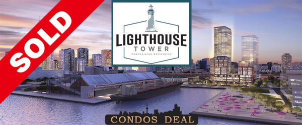 Daniels Lighthouse West Tower SOLD