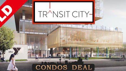 Transit City Condos www.CondosDeal.com Sold