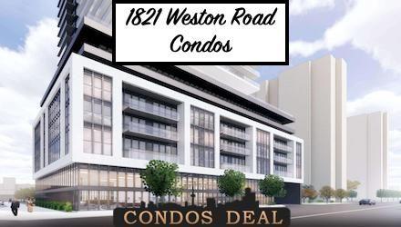 1821 Weston Road Condos