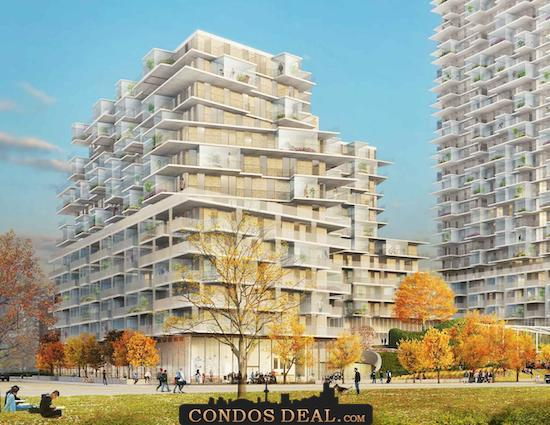 385 The West Mall Condos Rendering 4