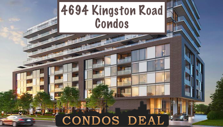 4694 Kingston Road Condos