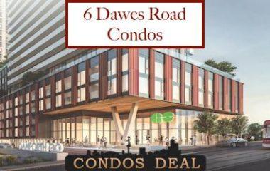 6 Dawes Road Condos