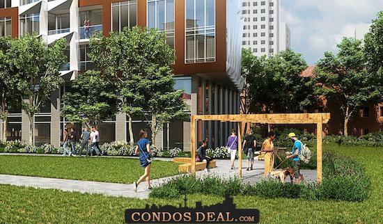 680 Sheppard Avenue East Condos Rendering 4
