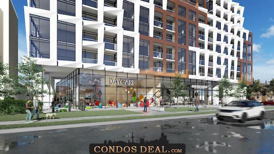 680 Sheppard Avenue East Condos Rendering 5
