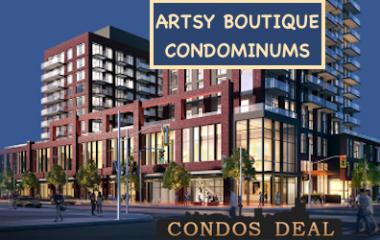Artsy Boutique Condos