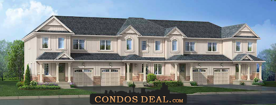 High Pointe Meadows Towns Rendering 3