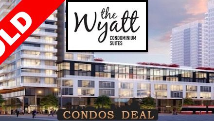 The Wyatt Condo SOLD