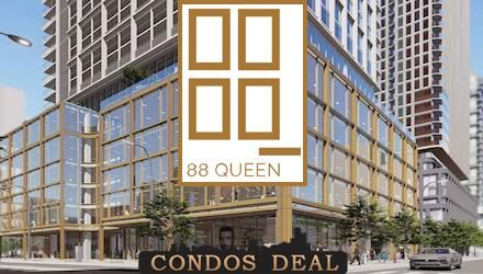 88 Queen Condos