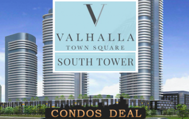 Valhalla Town Square South Tower