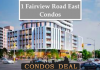 1 Fairview Road East Condos