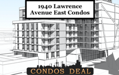 1940 Lawrence Avenue East Condos