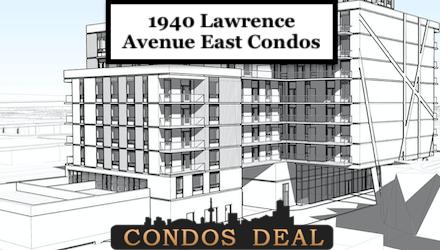 1940 Lawrence Avenue East Condos