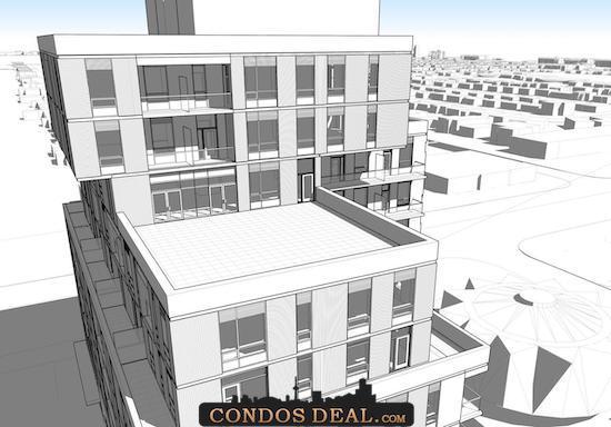 1940 Lawrence Avenue East Condos Rendering 5