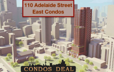 110 Adelaide Street East Condos