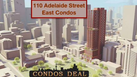 110 Adelaide Street East Condos