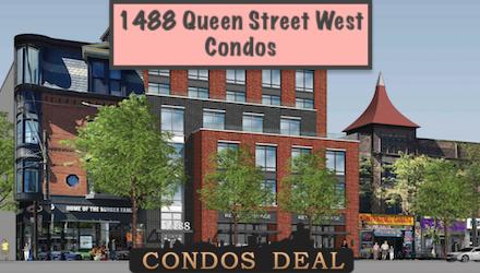 1488 Queen Street West Condos