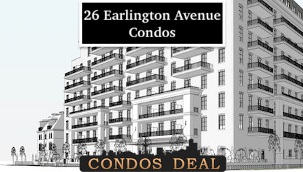 26 Earlington Avenue Condos