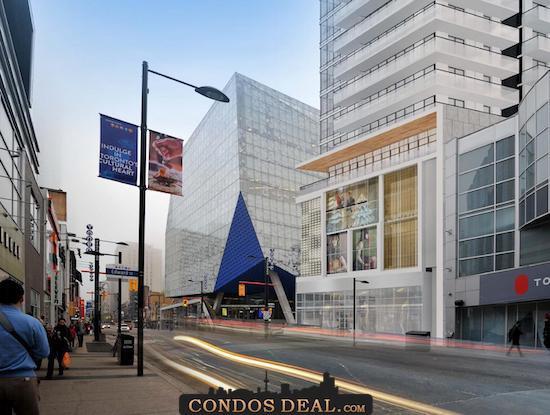 335 Yonge Street Condos Rendering 2