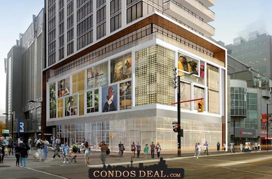335 Yonge Street Condos Rendering 3