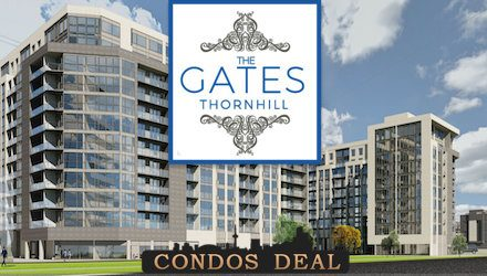 The Gates of Thornhill Condos