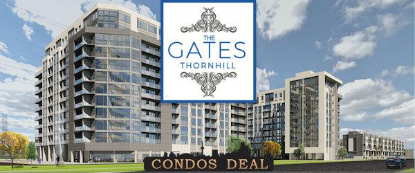 The Gates of Thornhill Condos