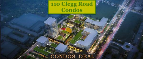 110 Clegg Road Condos