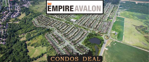 Empire Avalon Homes Plans Prices Vip Access Condos Deal