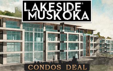 Lakeside Muskoka Condos