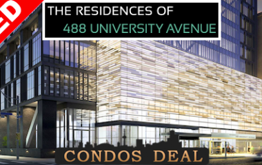The Residences of 488 University Avenue unit for lease copy