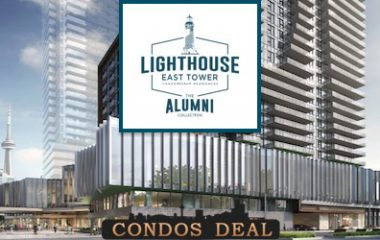 Lighthouse East Tower Condos www.CondosDeal.com The Alumni Collection