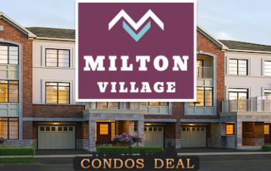 Milton Village Towns & Homes